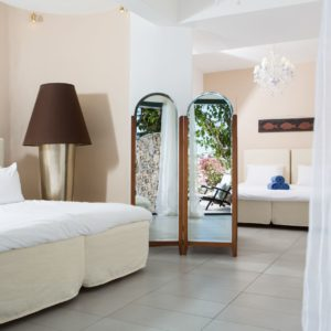 Quadruple Room Inland View